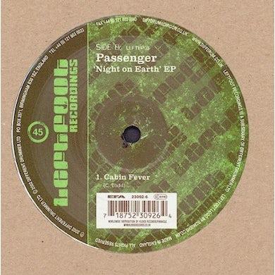 Passenger NIGHT ON EARTH EP Vinyl Record - UK Release