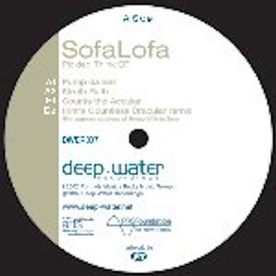 Sofalofa PICKLED THINK EP Vinyl Record - UK Release