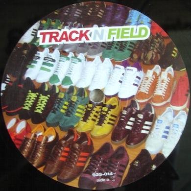 Track 'N Field LES SPORTIFS EP Vinyl Record - UK Release