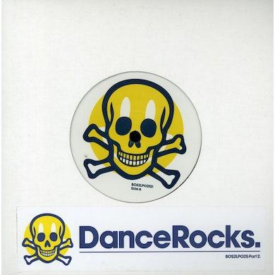 CLUBFOOT/THIEF / VARIOUS Vinyl Record