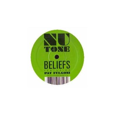 Nu:tone BELIEFS Vinyl Record - UK Release