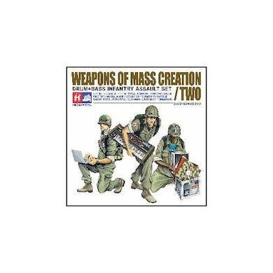 VOL. 2-WOMC / VARIOUS Vinyl Record - UK Release