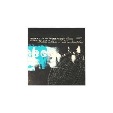 John B UP ALL NIGHT RMX/DIVERSIFY RMX Vinyl Record