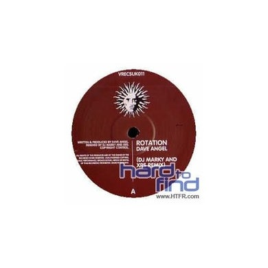 Dave Angel ROTATION Vinyl Record