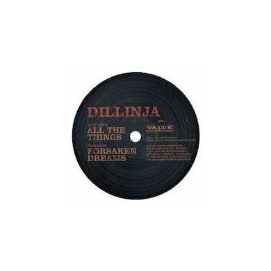 Dillinja ALL THE THINGS/FORSAKEN DREAMS Vinyl Record