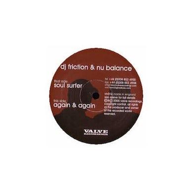 Dj Friction & Nu Balance SOULSURFER/AGAIN & AGAIN Vinyl Record
