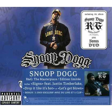 Snoop Dogg HOW THE WEST WAS WON CD