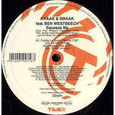 Kraak & Smaak SQUEEZE ME Vinyl Record - UK Release
