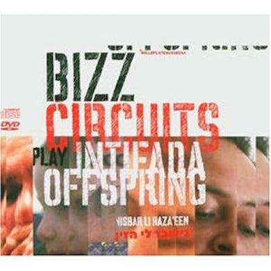 Bizz Circuit Play Intifada Offspr VOL. 1-NISHBAR LI HAZAYIN Vinyl Record