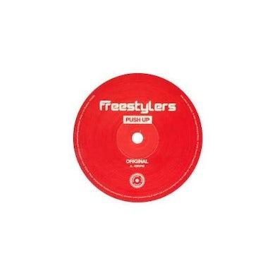 Freestylers VOL. 1-PUSH UP Vinyl Record