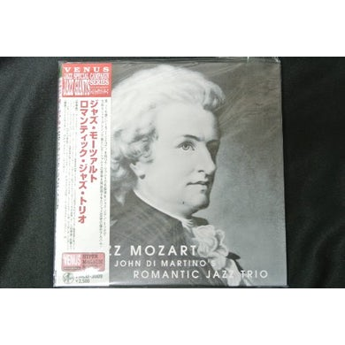 Romantic Jazz Trio JAZZ MOZART CD