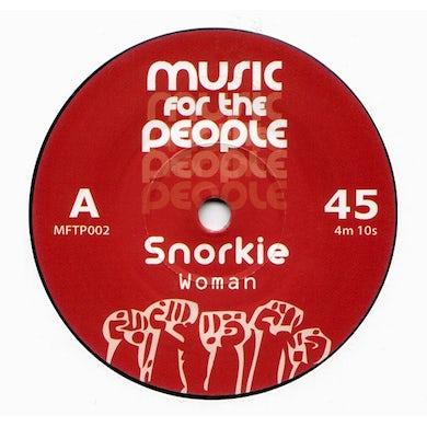 Snorkie WOMAN Vinyl Record - UK Release