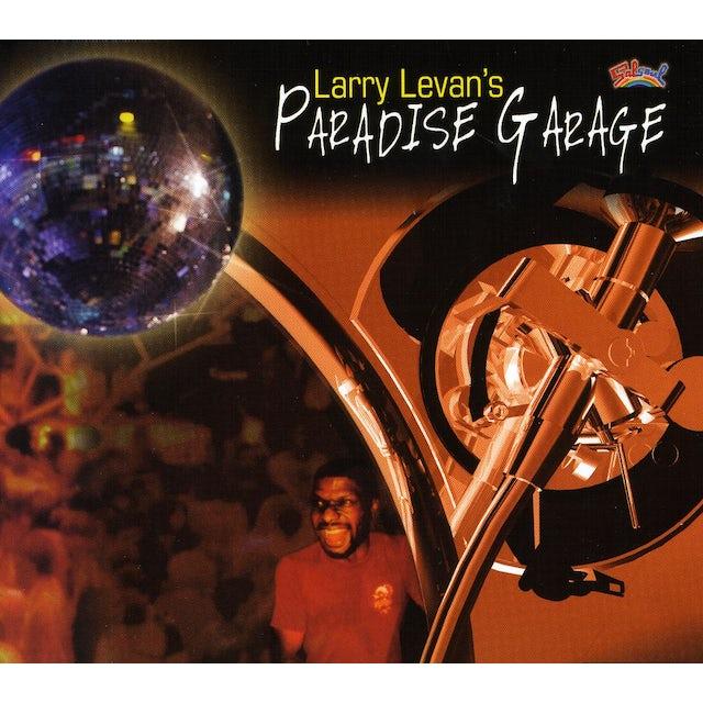 Larry Levan PARADISE GARAGE CD
