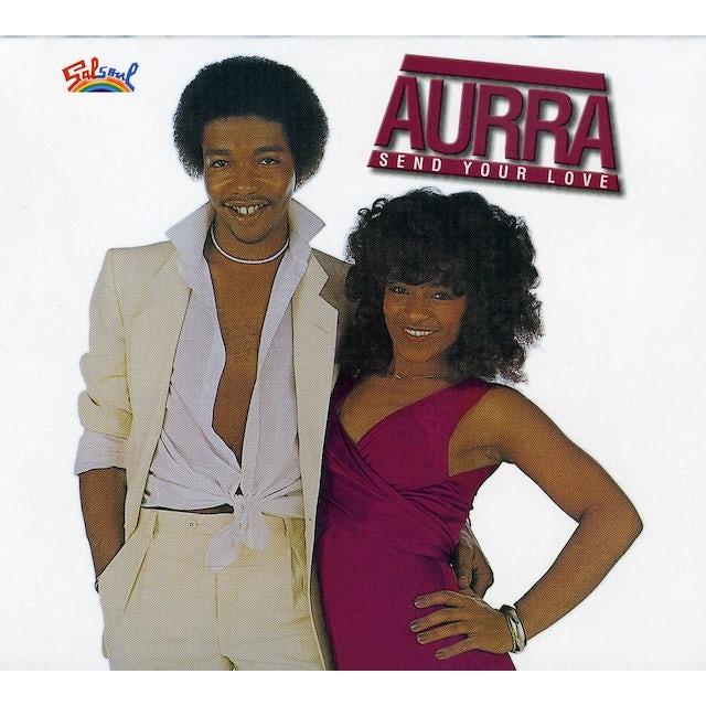 Aurra SEND YOUR LOVE CD
