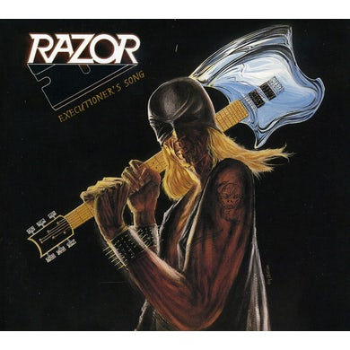 Razor EXECUTIONERS SONG CD