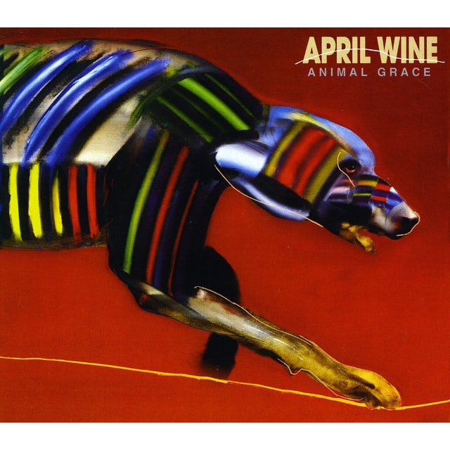 April Wine ANIMAL GRACE CD