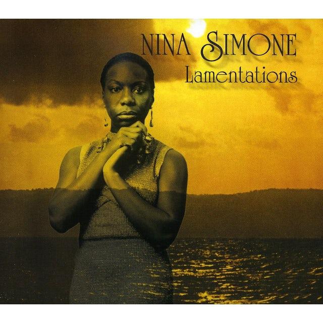 Nina Simone LAMENTATIONS CD