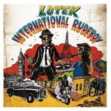 Lotek INTERNATIONAL RUDEBOY Vinyl Record - UK Release