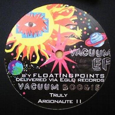 Floating Points VACUUM BOOGIE EP Vinyl Record - UK Release