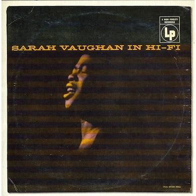 Sarah Vaughan IN HI-FI CD