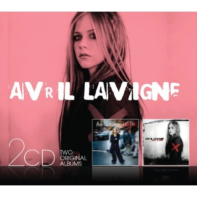 Avril Lavigne BEST DAMN THING/UNDER MY SKIN CD