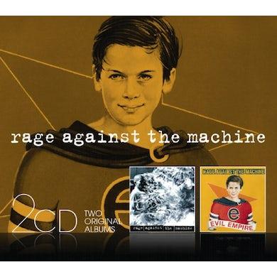 RAGE AGAINST THE MACHINE/EVIL EMPIRE CD