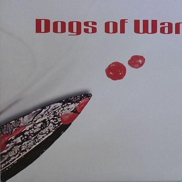 Dogs Of War Vinyl Record - UK Release