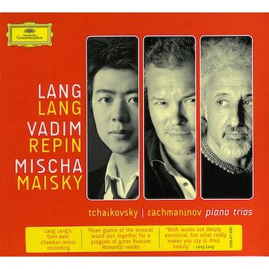 Lang Lang TCHAIKOVSKY: PIANO TRIO CD