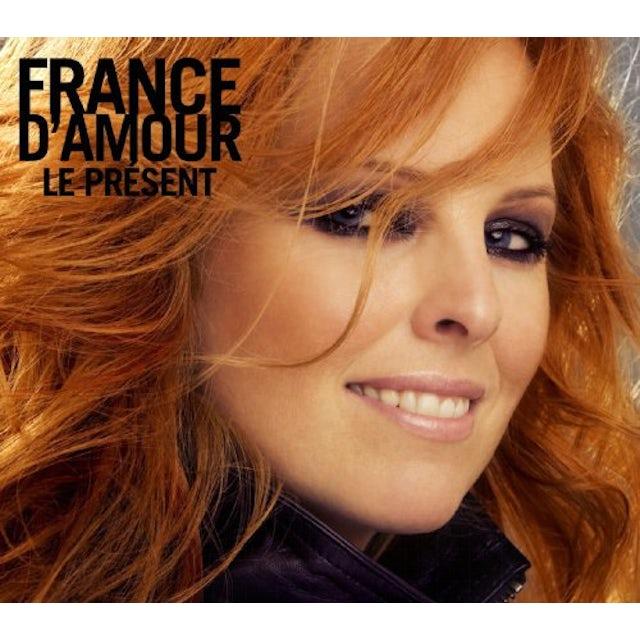 France D'Amour LE PRESENT CD
