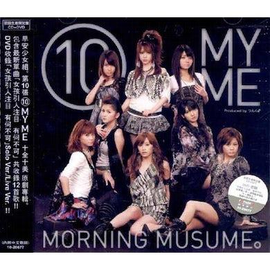 morning musume 10 MY ME CD