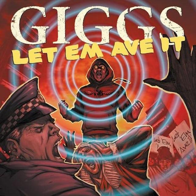 Giggs LET EM AVE IT CD