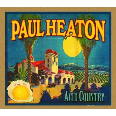 Paul Heaton ACID COUNTRY CD