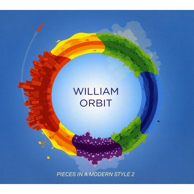 William Orbit VOL. 2-PIECES IN A MODERN STYLE CD