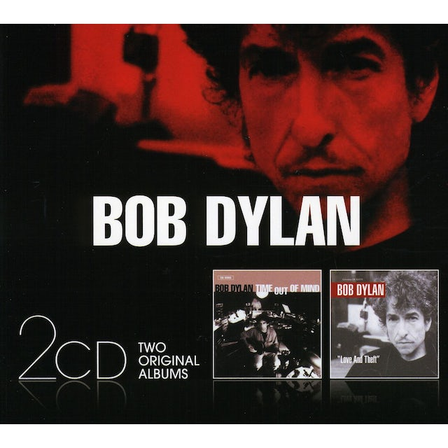 Bob Dylan TIME OUT OF MIND/LOVE & THEFT CD