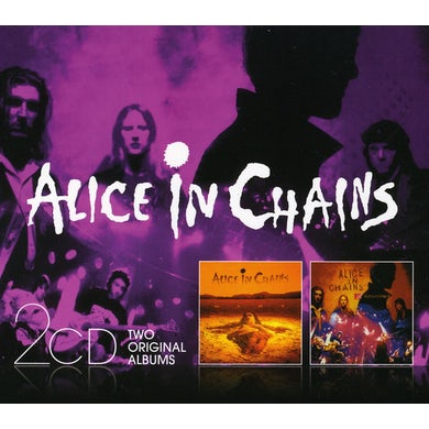 Alice In Chains DIRT/UNPLUGGED CD
