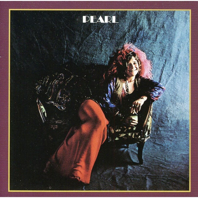 Janis Joplin PEARL (LEGACY EDITION) CD