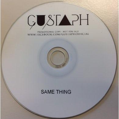 Gustaph SAME THING Vinyl Record - UK Release