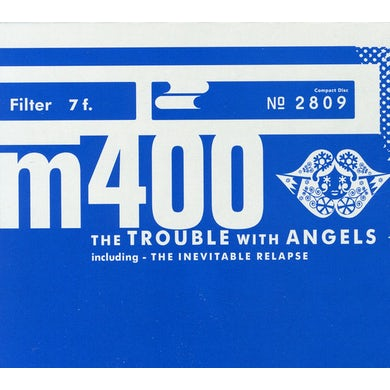 Filter TROUBLE WITH ANGELS CD