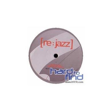 [Re:Jazz] PUSH PUSH Vinyl Record - UK Release