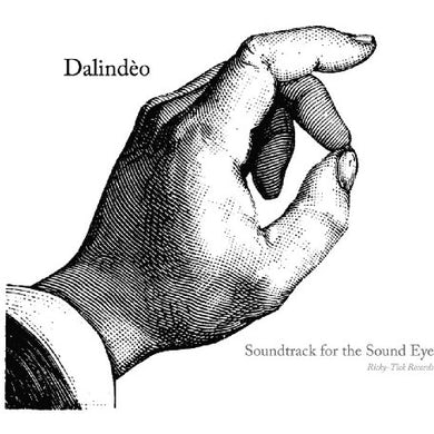 Dalindeo SOUNDTRACK FOR THE SOUND EYE Vinyl Record - UK Release