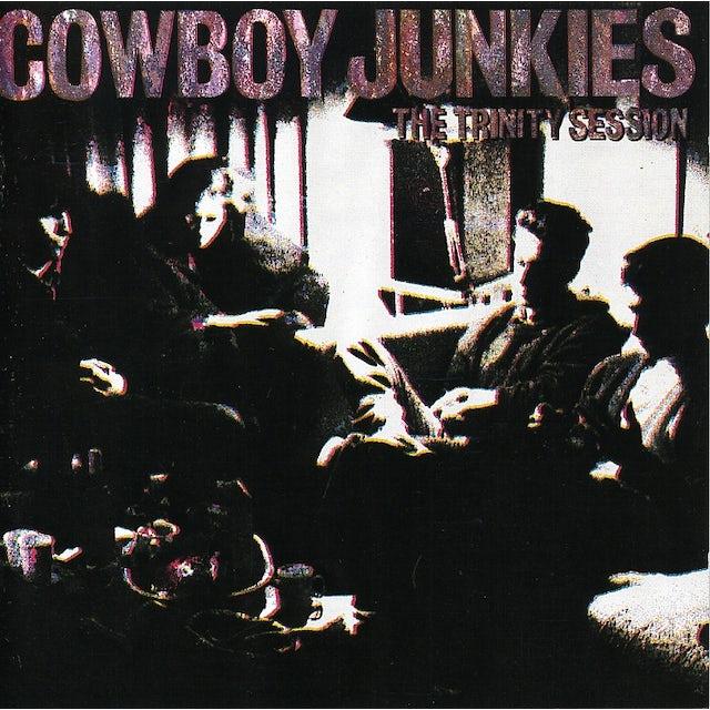 Cowboy Junkies TRINITY SESSION CD