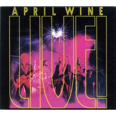 April Wine LIVE CD