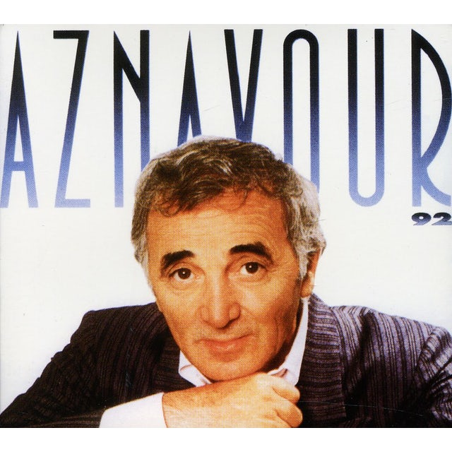 Charles Aznavour 92 (DIGIPAC) CD