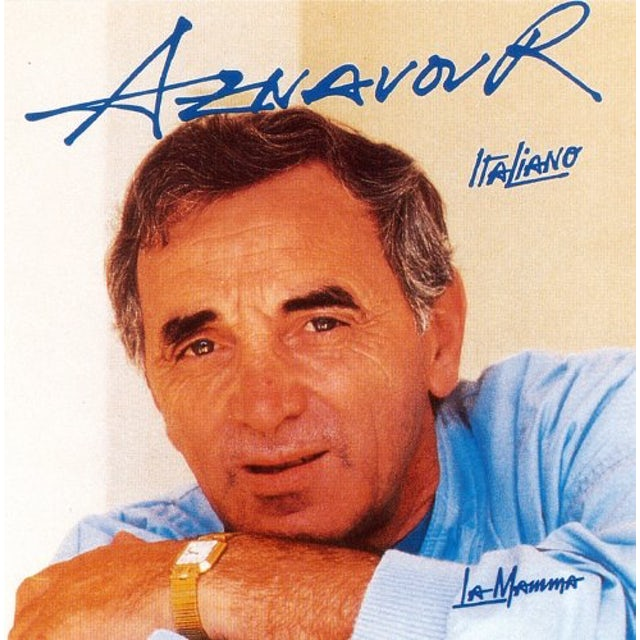 Charles Aznavour ITALIANO (LA MAMMA) CD