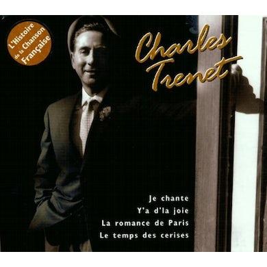 Charles Trenet L'HISTOIRE DE LA CHANSON FRANC CD