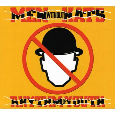 Men Without Hats RHYTHM OF YOUTH CD