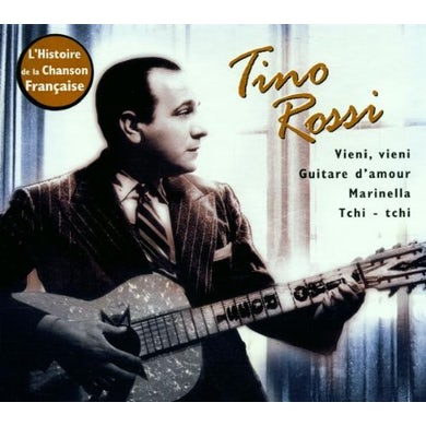 Tino Rossi L'HISTOIRE DE LA CHANSON FRANC CD
