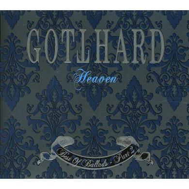 Gotthard HEAVEN-BEST OF BALLADS PART 2 CD