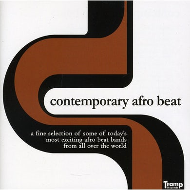 Contemporary Afro Beat / Various CD