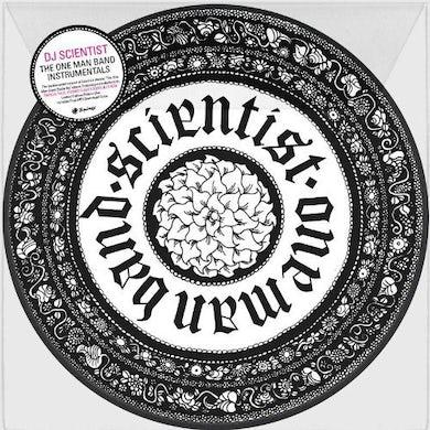 Dj Scientist ONE MAN BAND INSTRUMENTALS Vinyl Record - UK Release